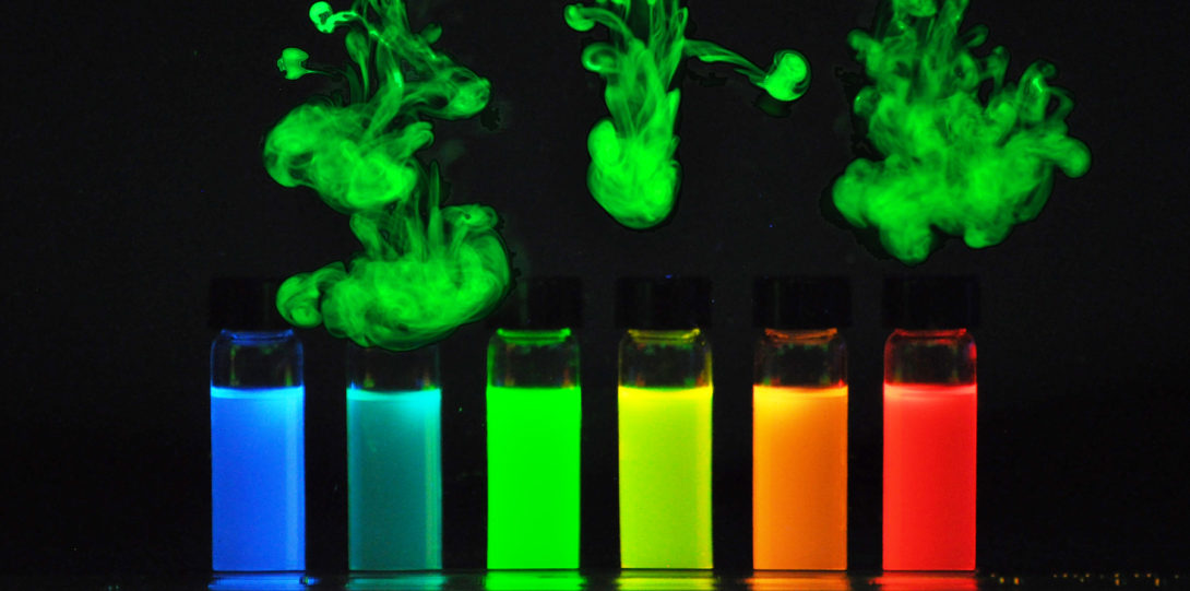 Quantum dots from the Snee lab