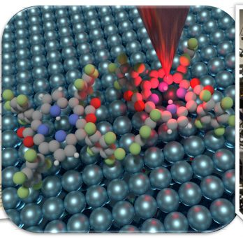 The Jiang group has made a new record for imaging single molecules!