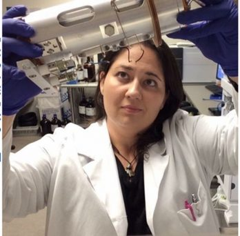 Melissa Pergande has recently published two 1st authord articles and won a travel grant from Cayman Chemicals