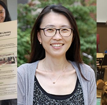 Prof. Minjung Ryu is joining the UIC Chemistry faculty as a chemical educator.
