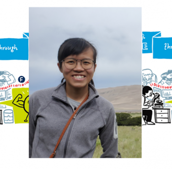 Mi Nguyen has won a Nature writing competition!