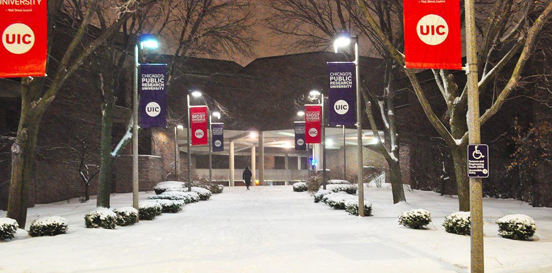 SES took quite alot of snow overnight (1/17/2020)