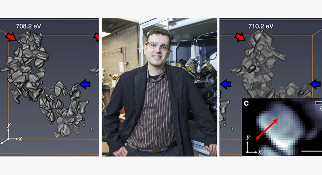 Prof. Jordi Cabana does alternative energy research and recently won a Scialog grant!