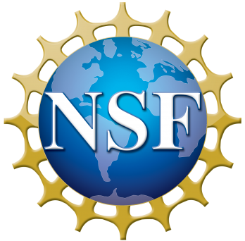 NSF has funded the Chemistry Department.